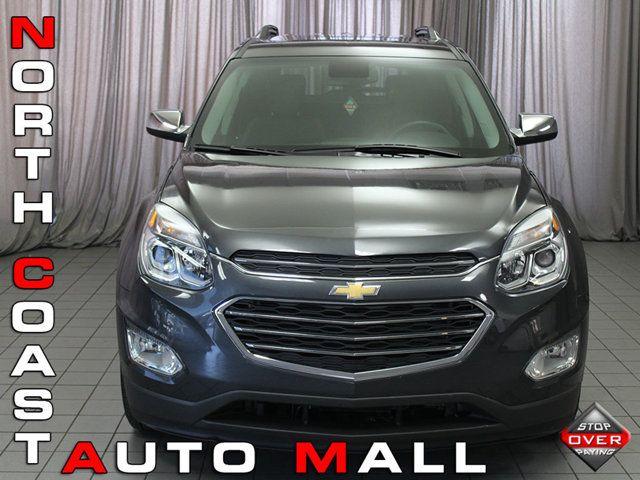 Used 2017 Chevrolet Equinox, $25493