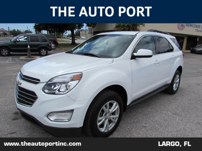 2017 Chevrolet Equinox LT | Clearwater, Florida | The Auto Port Inc in Clearwater Florida
