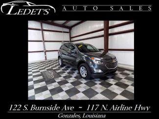 2017 Chevrolet Equinox LT - Ledet's Auto Sales Gonzales_state_zip in Gonzales