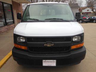 2017 Chevrolet Express Cargo Van 2500 Clinton, Iowa 15