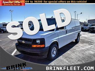 2017 Chevrolet Express Cargo Van RWD 2500 155 | Lubbock, TX | Brink Fleet in Lubbock TX