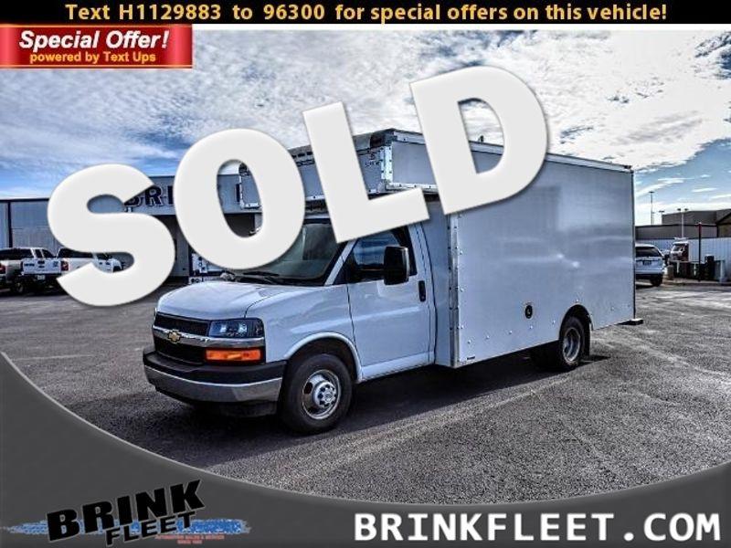 2017 Chevrolet Express Commercial Cutaway 3500 Van 159 | Lubbock, TX | Brink Fleet in Lubbock TX