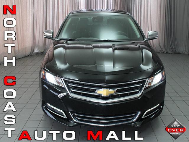 Used 2017 Chevrolet Impala, $24923
