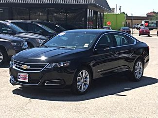 2017 Chevrolet Impala in Irving Texas