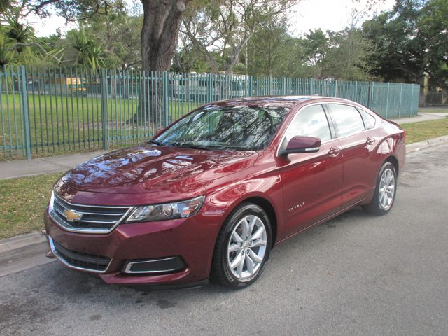 2017 Chevrolet Impala LT Come and visit us at oceanautosalescom for our expan