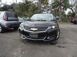 2017 Chevrolet Impala LT V6 SEFFNER, Florida 4