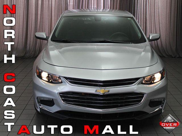 Used 2017 Chevrolet Malibu, $16485