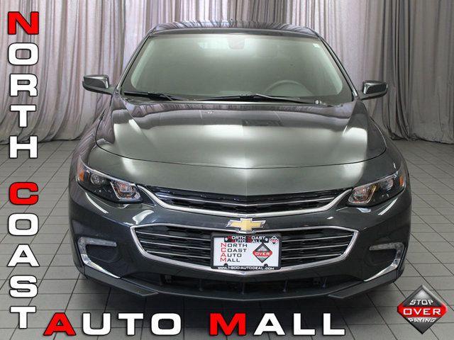 Used 2017 Chevrolet Malibu, $17693