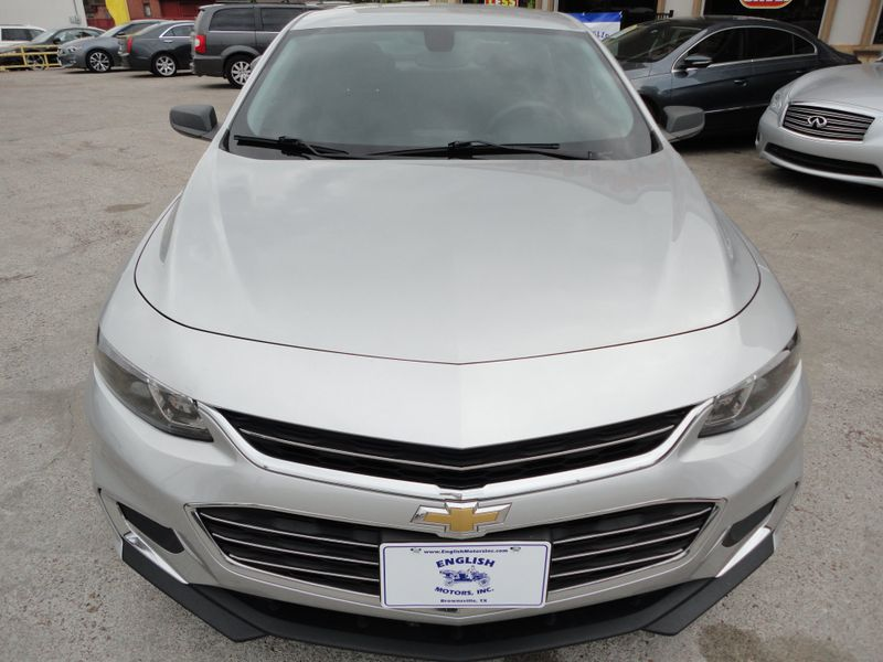 2017 Chevrolet Malibu LS  Brownsville TX  English Motors  in Brownsville, TX