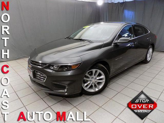 Used 2017 Chevrolet Malibu, $16695