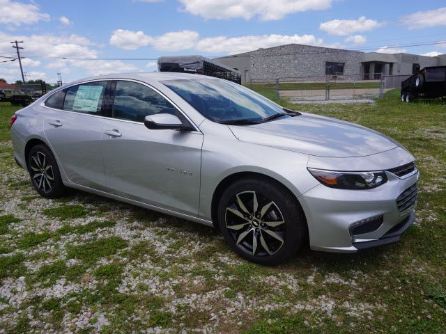 2017 Chevrolet Malibu LT Harrison, Arkansas 3