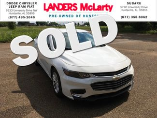 2017 Chevrolet Malibu LT | Huntsville, Alabama | Landers Mclarty DCJ & Subaru in  Alabama