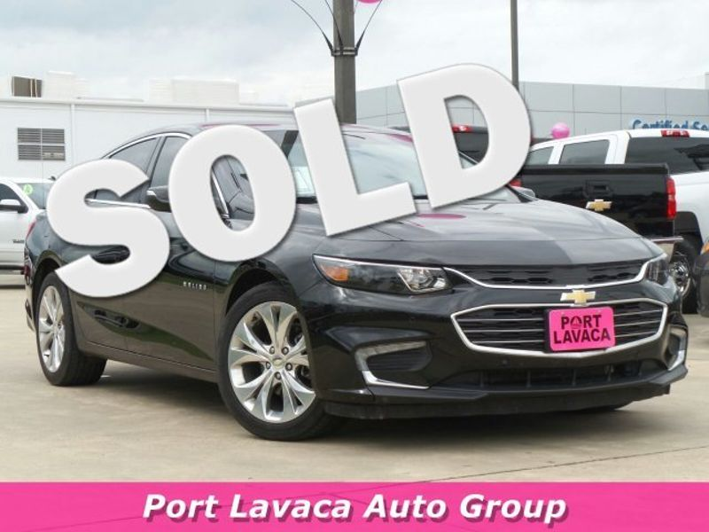 2017 Chevrolet Malibu Premier   Texas  Victoria Certified  in , Texas