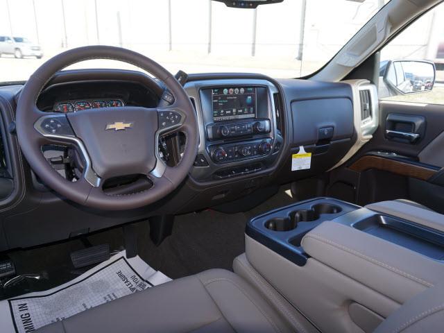 2017 Chevrolet Silverado 1500 LTZ Harrison, Arkansas 4