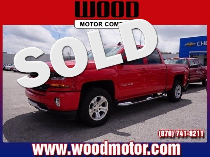 2017 Chevrolet Silverado 1500 LT  city Arkansas  Wood Motor Company  in , Arkansas