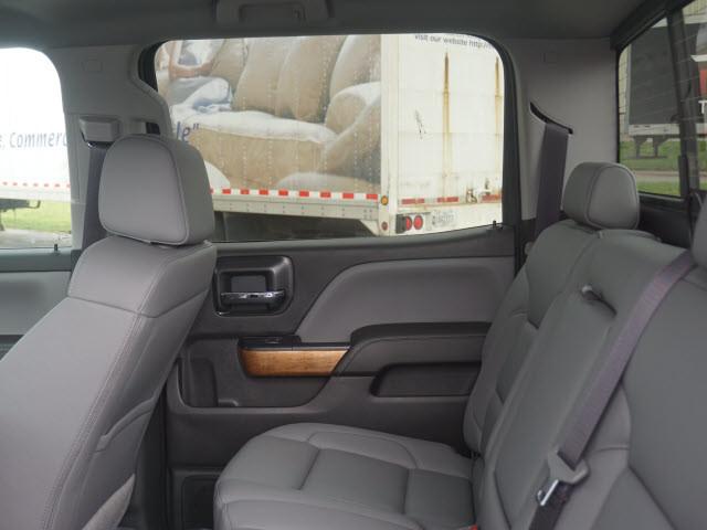 2017 Chevrolet Silverado 1500 LTZ Harrison, Arkansas 14