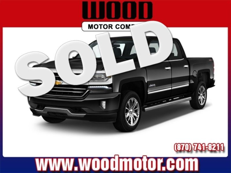 2017 Chevrolet Silverado 1500 High Country  city Arkansas  Wood Motor Company  in , Arkansas