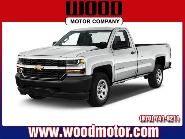 2017 Chevrolet Silverado 1500 Work Truck Harrison, Arkansas 0