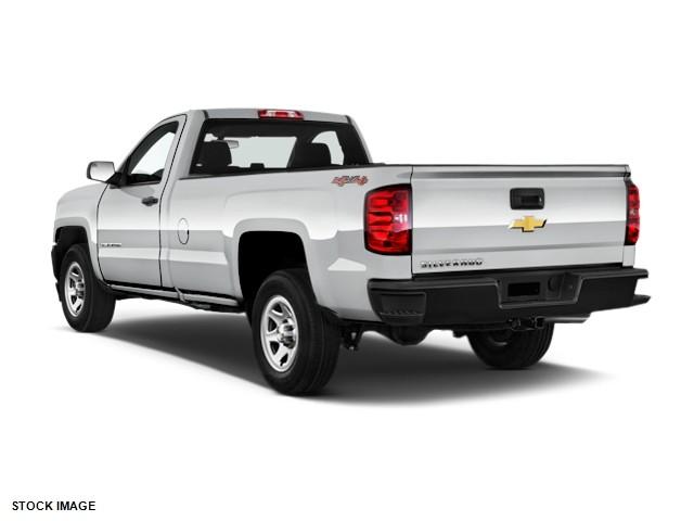 2017 Chevrolet Silverado 1500 Work Truck Harrison, Arkansas 1