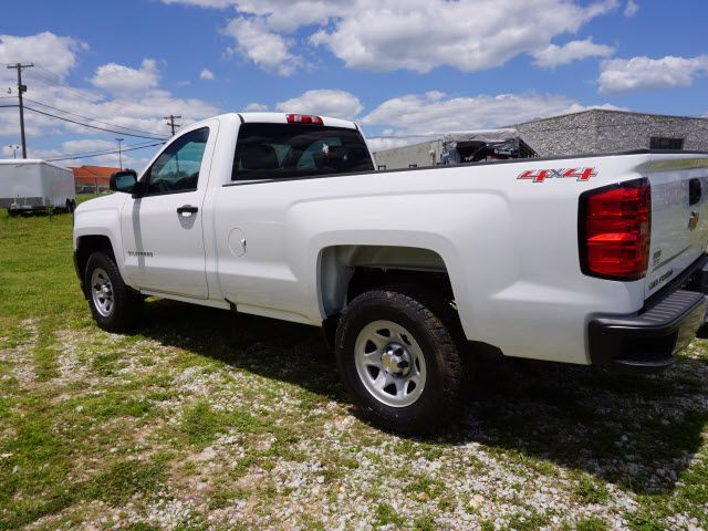 2017 Chevrolet Silverado 1500 Work Truck Harrison, Arkansas 1