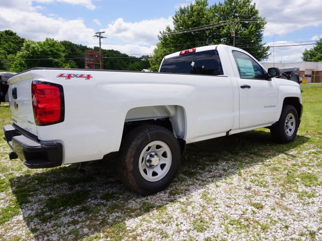2017 Chevrolet Silverado 1500 Work Truck Harrison, Arkansas 2