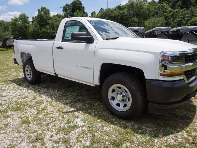 2017 Chevrolet Silverado 1500 Work Truck Harrison, Arkansas 3