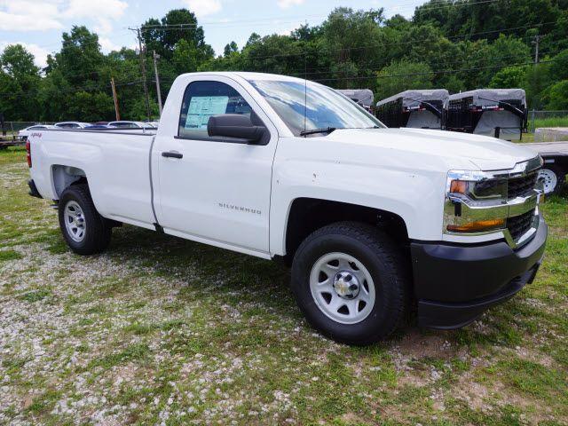 2017 Chevrolet Silverado 1500 Work Truck Harrison, Arkansas 3