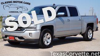 2017 Chevrolet Silverado 1500 in Lubbock Texas