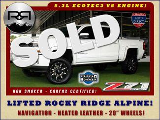 2017 Chevrolet Silverado 1500 LT Crew Cab 4x4 Z71 ROCKY RIDGE ALPINE EDITION! Mooresville , NC