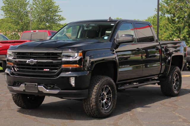 2017 Chevrolet Silverado 1500 LT PLUS Crew Cab 4x4 Z71 - LIFTED - EXTRA$! Mooresville , NC 21