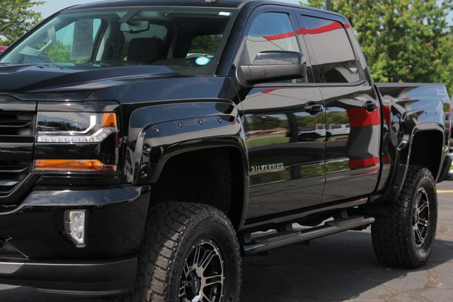 2017 Chevrolet Silverado 1500 LT PLUS Crew Cab 4x4 Z71 - LIFTED - EXTRA$! Mooresville , NC 24