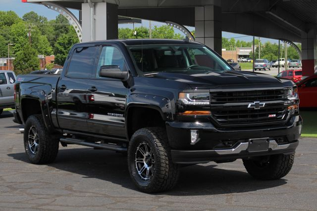 2017 Chevrolet Silverado 1500 LT PLUS Crew Cab 4x4 Z71 - LIFTED - EXTRA$! Mooresville , NC 22