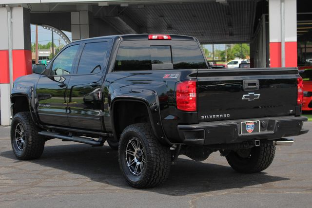 2017 Chevrolet Silverado 1500 LT PLUS Crew Cab 4x4 Z71 - LIFTED - EXTRA$! Mooresville , NC 26