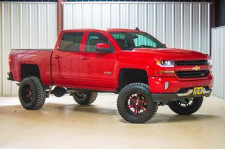 2017 Chevrolet Silverado 1500 LIFTED 8 INCHES 2LT PACKAGE