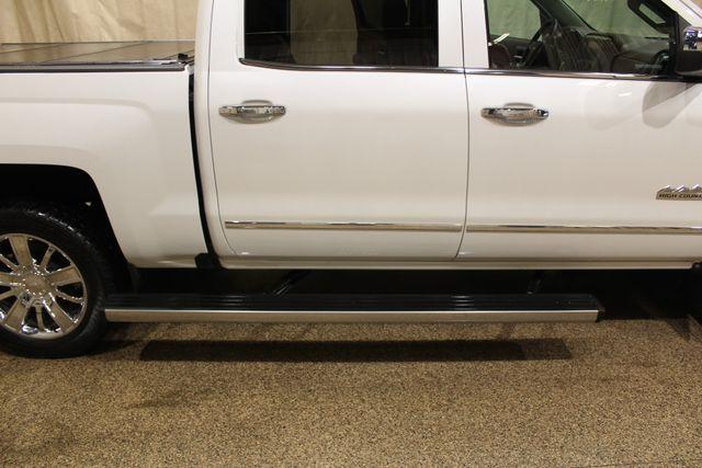 2017 Chevrolet Silverado 1500 High Country Roscoe, Illinois 4