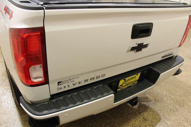2017 Chevrolet Silverado 1500 High Country Roscoe, Illinois 6