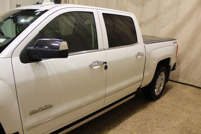 2017 Chevrolet Silverado 1500 High Country Roscoe, Illinois 8