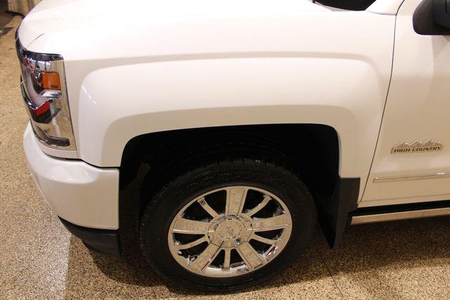 2017 Chevrolet Silverado 1500 High Country Roscoe, Illinois 9