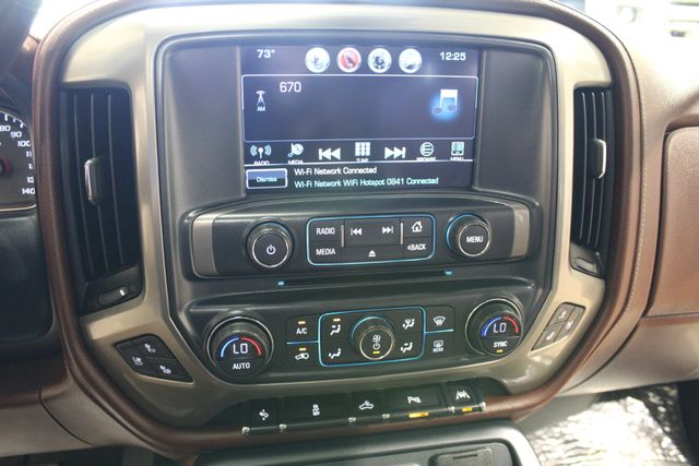 Chevrolet Silverado 1500 High Country 4x4 2017