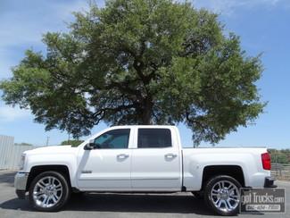 2017 Chevrolet Silverado 1500 Crew Cab LTZ 5.3L V8 in San Antonio Texas