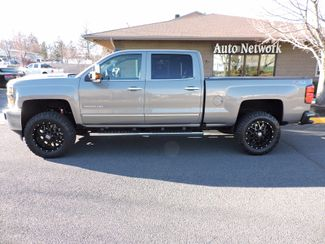 2017 Chevrolet Silverado 2500 4x4 Crew LTZ  6.6L D/Max LTZ One Owner. LIKE NEW! Bend, Oregon 1