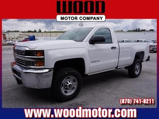 2017 Chevrolet Silverado 2500HD Work Truck Harrison, Arkansas