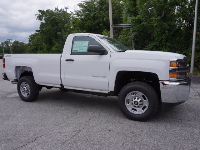 2017 Chevrolet Silverado 2500HD Work Truck Harrison, Arkansas 3