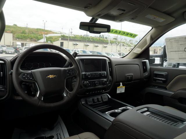 2017 Chevrolet Silverado 2500HD LTZ Harrison, Arkansas 4