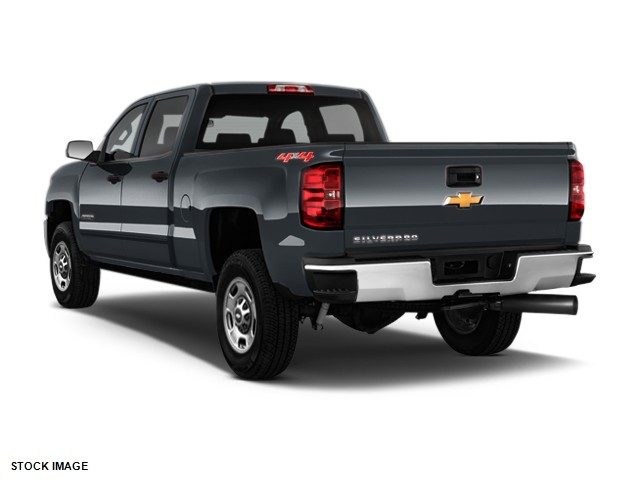 2017 Chevrolet Silverado 2500HD Work Truck Harrison, Arkansas 1