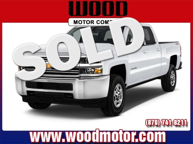 2017 Chevrolet Silverado 2500HD LT  city Arkansas  Wood Motor Company  in , Arkansas