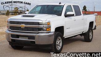 2017 Chevrolet Silverado 2500HD in Lubbock Texas