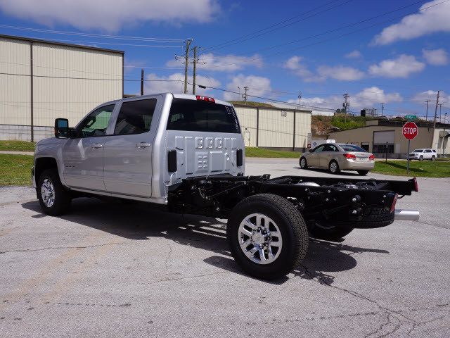 2017 Chevrolet Silverado 3500HD LT Harrison, Arkansas 1