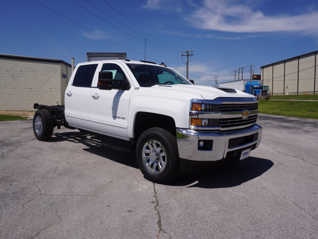 2017 Chevrolet Silverado 3500HD LT Harrison, Arkansas 12