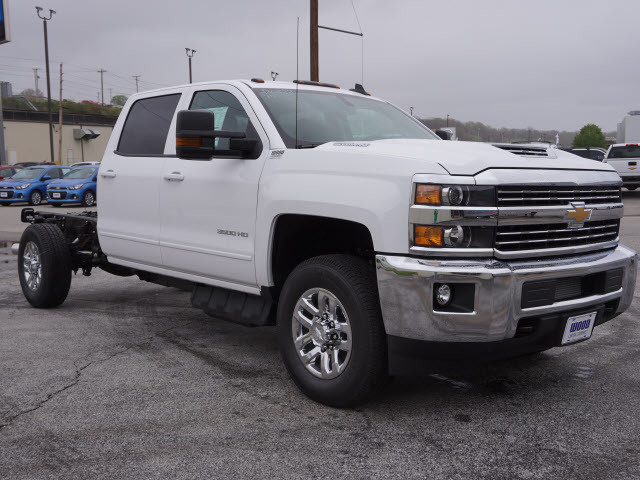 2017 Chevrolet Silverado 3500HD LT Harrison, Arkansas 3